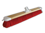 Platform Broom Red